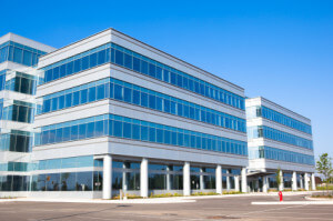 REITs Commercial office building