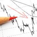 declining stock price