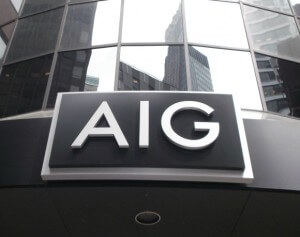 AIG - Courtesy of www.insurancejournal.com