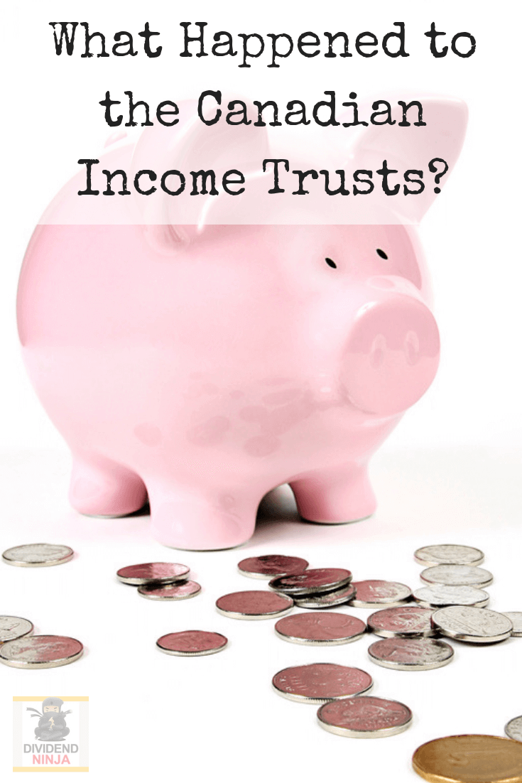 Canadian Income Trusts